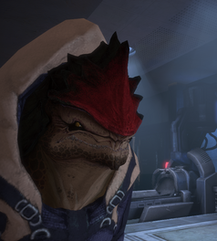 Virmire krogan scientist