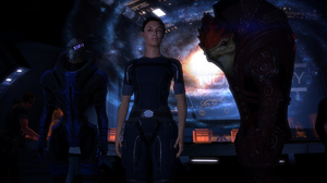ME1 - Garrus Ashley Wrex