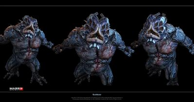 Mass effect 3 concept yagh