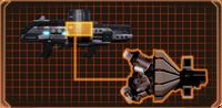 ME2 Боеприпасы к тяжёлому оружию