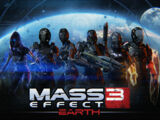 Mass Effect 3: Ziemia