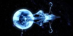 KA Strahlungsschild-Ummantelung