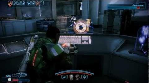 Mass Effect 3 Part 23 (N7 Лаборатория Цербера - Святилище)