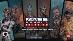 Mass Effect Genesis Wii U