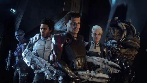 Ryder & Team