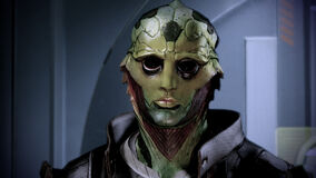 Thane Krios 02 by johntesh