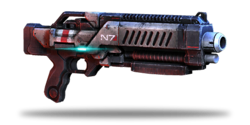 ME3 N7 Crusader Shotgun OR