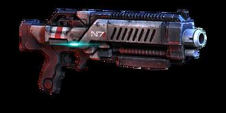 ME3 N7 Crusader Shotgun OR