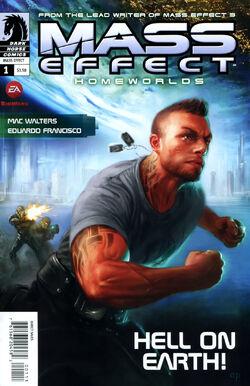 Mass Effect - Homeworlds 1