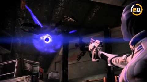 Mass Effect 3 Official Launch Trailer (Український дубляж)