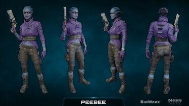 Peebee char kit 2