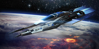 SX3 Alliance Fighter 3 (ME3 War Assets)
