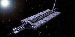 Estación Espacial Sin Idenfificar