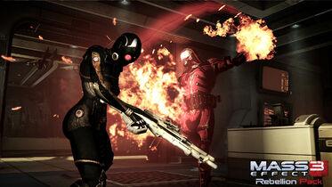 ME3 DLC Восстание 4