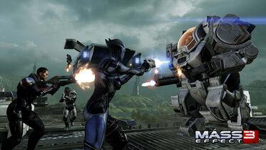 ME3 DLC Из пепла 3