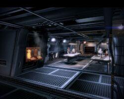 Mass Effect 2 Tech-Labor