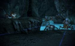 Attican traverse krogan team central chamber mobs
