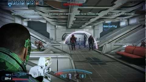 Mass Effect 3 Part 22 (Гриссомская академия Эвакуация)