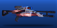 ME3 Mantis Sniper Rifle