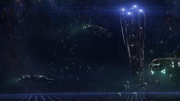Meridian - Hyperion hostage