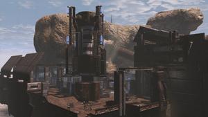 Захваченные шахты