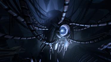 Derelict Reaper core
