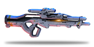 ME3 Raptor Sniper Rifle OR