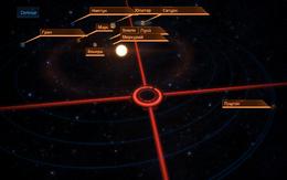 MassEffect Солнечная система