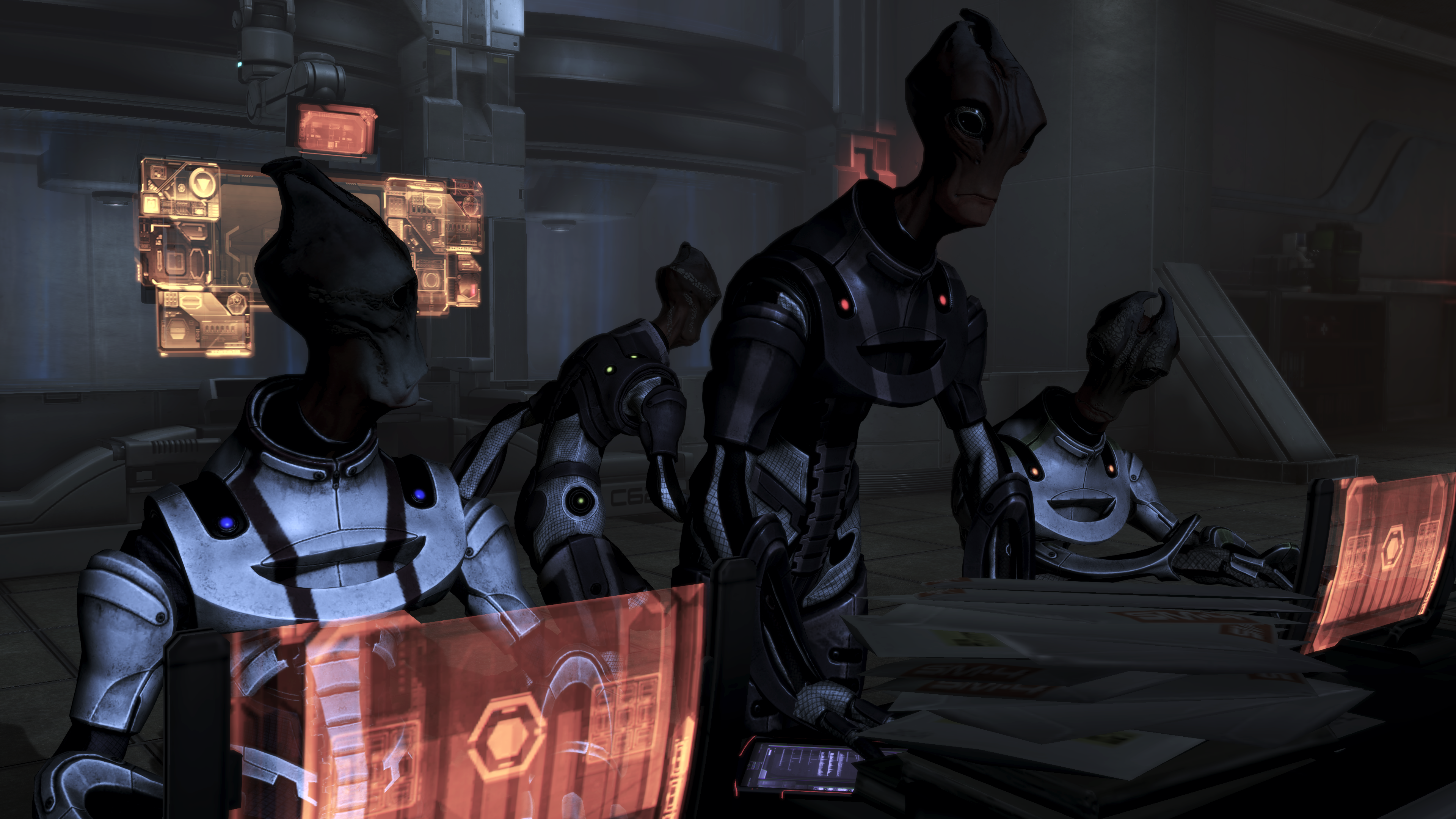 Image result for salarian mass effect