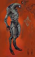 Geth-AI-Mass-Effect