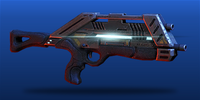 ME3 Vindicator Assault Rifle