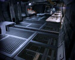 MassEffect2 Waffenkammer