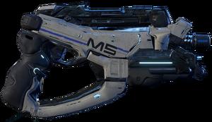 M-5 Phalanx (Andromeda)