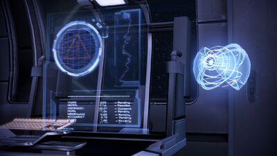 Mass Effect 3. Разведтерминал