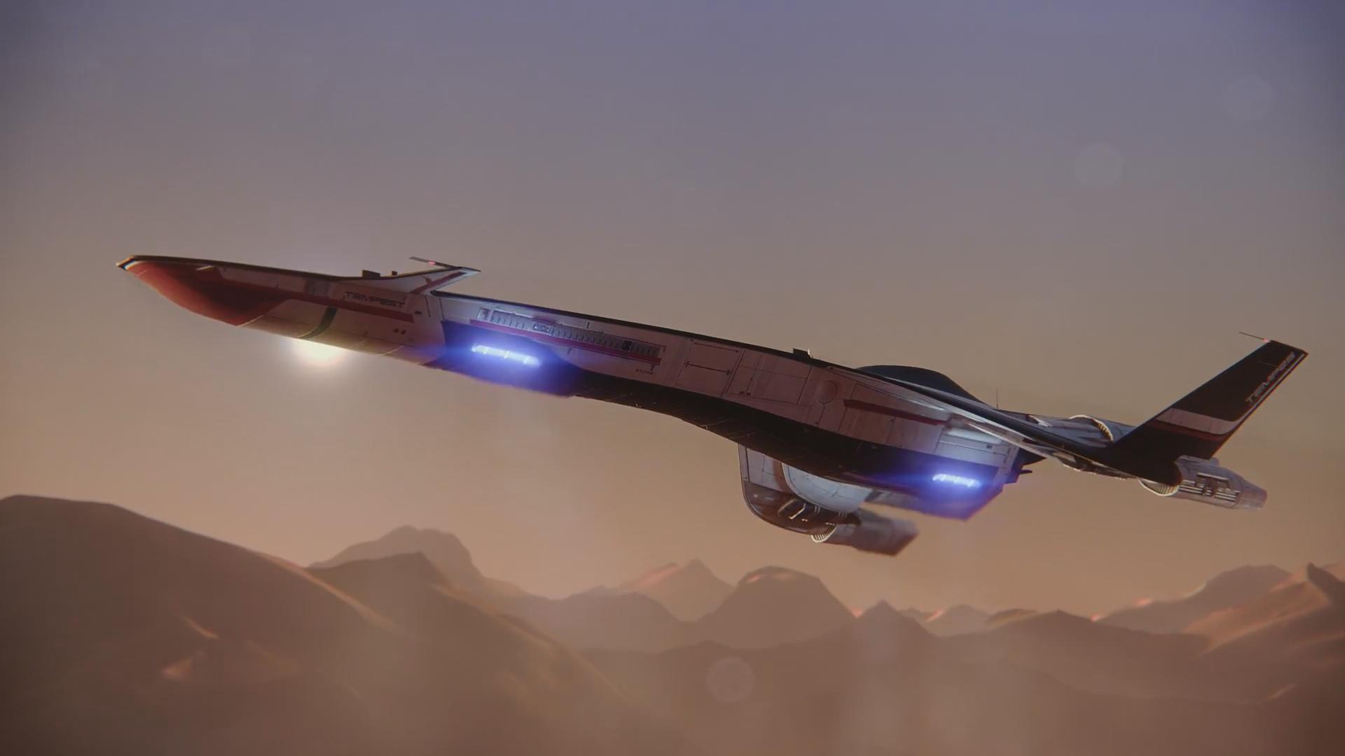 Tempest Mass Effect Wiki Fandom