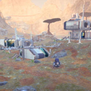 Ditaeon, der Außenposten auf Kadara