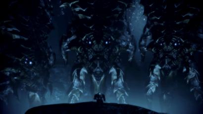 ME3 Shepard three Leviathans