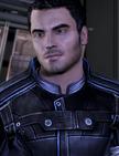 Personaje - Kaidan Alenko