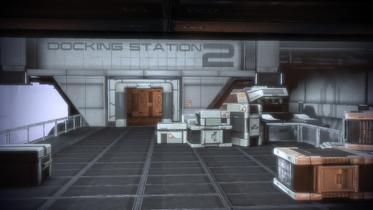 ME2Game Стыковочная станция 2
