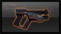 ME2 Weapon M3Pistol