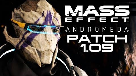 MASS EFFECT ANDROMEDA Patch 1.09 Changes! (Batarian Class, Platinum Difficulty, and Fixes!)