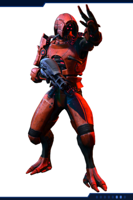 MP Geth Juggernaut Soldier