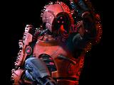 Geth Juggernaut Soldier