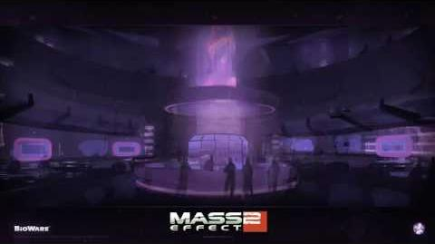 Mass Effect 2 Club Eternity Song ( Comaduster - To Hide To Seek )