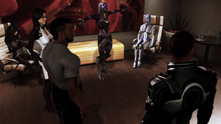 Quiet party 2 - tali acting