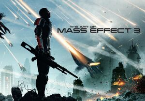 THE ART OF MASS EFFECT 3 picture