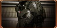 ME2 Вспомогательная обойма