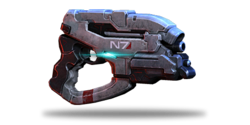 ME3 N7 Eagle Heavy Pistol OR