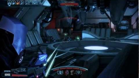 Mass Effect 3 Part 44 (Пріоритет Дредноут ґетів - Легион)