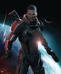 Commander Shepard art